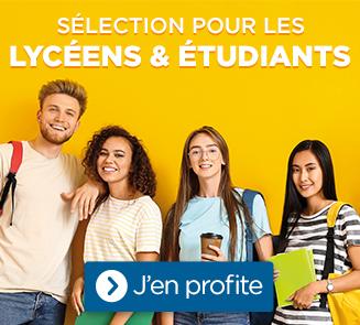 Sélection Lycéens et Etudiants