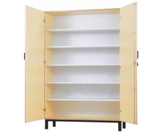 armoire à portes battantes